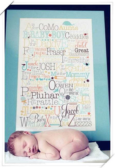 Cuadros personalizados para beb s ahora tambi n mam - Cuadros para ninos personalizados ...