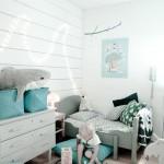 Acogedores dormitorios