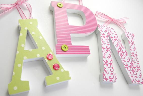 letras decorativas - Letras Decorativas