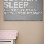 Déjala dormir
