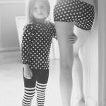 A la moda con lunares