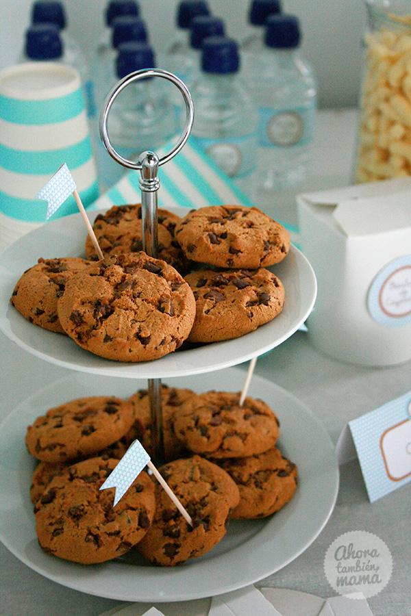 bautizo de niño galletas