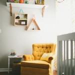 Un dormitorio infantil moderno