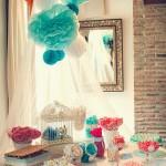Mesa dulce sorpresa para una boda