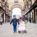 Pasear por Madrid con niños