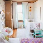 Un dormitorio infantil con olor a verano