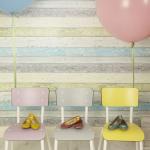 Gles Gambettes: mobiliario de cole en casa