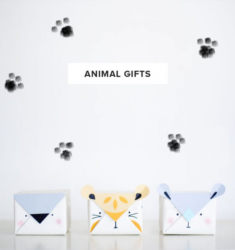 packaging de animales