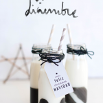 DIY botellas decoradas