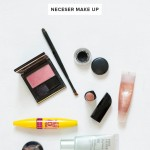 Esenciales:  neceser make up