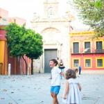 Redescubriendo Sevilla y a Él