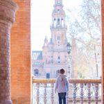 Redescubriendo Sevilla: la plaza de España