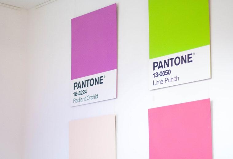 pintura pantone