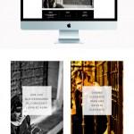 Diseño de identidad corporativa + web: Elena Morales