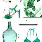 A todo color: verde