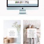 Diseño de identidad corporativa + tienda: Bergère