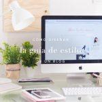 Cómo diseñar la guía de estilo de un blog