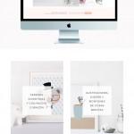 Diseño de identidad corporativa + tienda online: Mimäm Home
