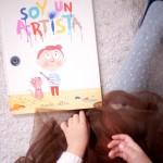Soy un artista: un libro para la creatividad