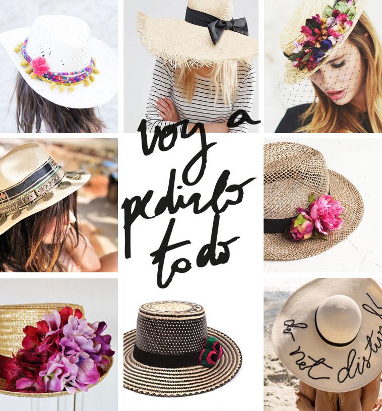 sombreros-verano