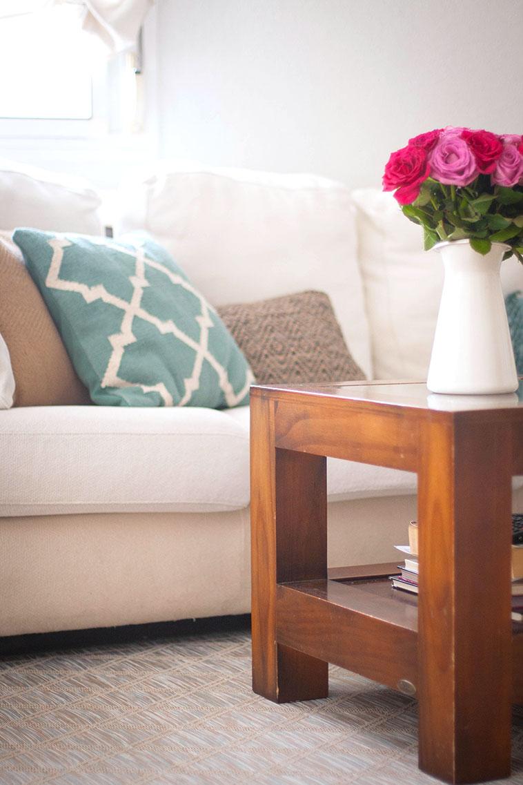 Una alfombra f cil de limpiar y adem s preciosa ahora - Como lavar una alfombra en casa ...