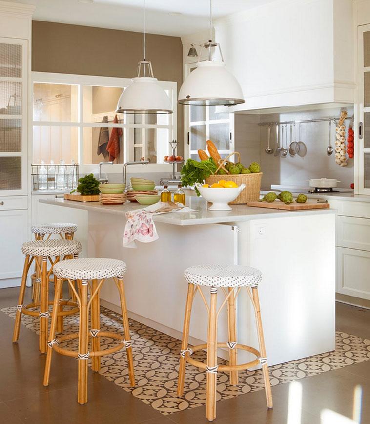 Cocina abierta al sal n s o no ahora tambi n mam for Modelo de cocina abierta en el comedor