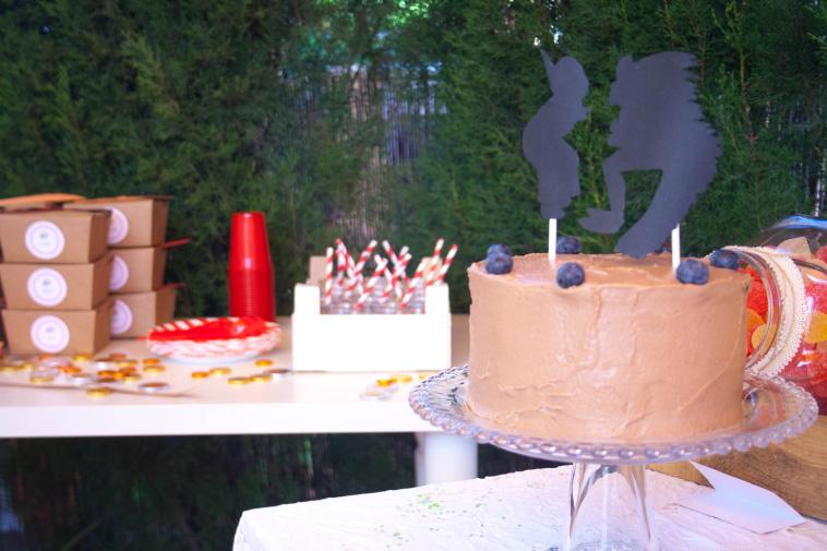 fiesta de cumpleaños de Peter Pan